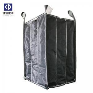 Security FIBC Bulk Bags 500KG 1000KG 1200KG For Carbon Black Additives