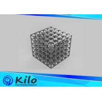 Buy cheap Copper Material 3d Printing Prototype Service , Black Oxide Precision Machine from wholesalers