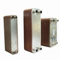 Wholesale Plate Heat Exchanger with Compact, Rugged and Cost-effective Heat Transferring from china suppliers