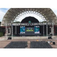 Wholesale High Brightness Pixel Pitch 5.95mm P6 Outdoor Rental Led Screen 1/16 Scan Driving from china suppliers