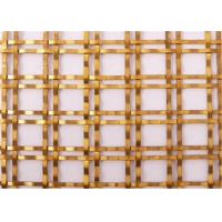 Buy cheap Architectural Woven Decorative Wire Mesh For Building Facades Claddings from wholesalers