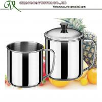 Wholesale Wholesales Stainless steel cup travel mug customize 7cm 8cm 9cm 10cm 11cm 12cm 13cm 14cm durable handle single layer from china suppliers