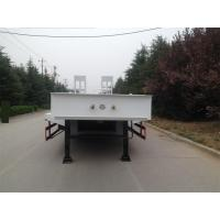 Buy cheap 2019 Hot Sale New/Used 3 Axle 40/50/60 Ton Low Bed Trailer Trucks from wholesalers