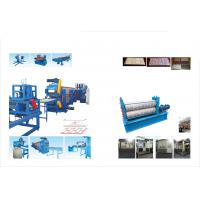 Wholesale Decorative Wall And Ceiling Panel Metal Embossing Machine Continuous Line from china suppliers