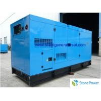 China Ultra Silent Commercial Diesel Generators Canopy Deepsea Controller 1003G1A Engine on sale