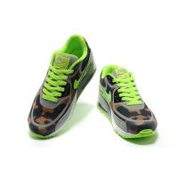 Wholesale Nike Air Max 90 Tape Fluorescent Green Grey Brown Mens Shoes Sales $62.98 from china suppliers
