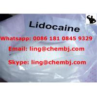 Buy cheap Pharmaceutical raw material High Purity Pain Killer Lidocaine Hydrochloride CAS from wholesalers