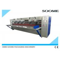 Wholesale 17mm Thick Board Slitting Creasing Machine , Corrugated Carton Thin Blade Slitter Scorer from china suppliers