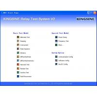 China Parameter Conversion KRT Relay Testing Software Module Database on sale