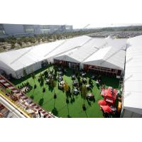 Wholesale Big Event Tent with Decoration and AC System For Outdoor Exhibition / Conference / Party / Trade Show from china suppliers
