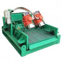 Wholesale Oil Rig Mud System Linear Motion Shale Shaker , 60m3/h Solids Control Equipment from china suppliers