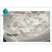 Buy cheap Hot Selling Pain Killer White Flash Scaly Crystalline Powder CAS 62-44-2 from wholesalers