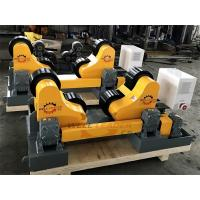 Buy cheap Pipe Welding Rotator Rollers Turning Rolls Self Aligned Automatic Adjusted from wholesalers