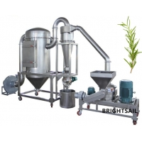 Wholesale 75kw HerbSs316 Spice Grinder Machine For Industry from china suppliers