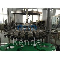 Wholesale Carbonated Drink Filling Beverage Bottling Equipment With CO2 Glass Bottle PET Bottle from china suppliers