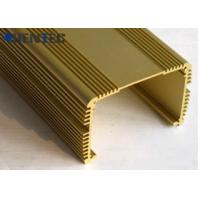 Wholesale Anodized Aluminum Extrusions For Electronics , With Finished Machining from china suppliers