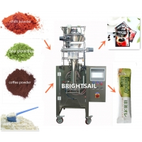 Buy cheap 50g Filling Weight Semi Automatic Powder Sachet Filling Machine For Pillow Bag from wholesalers