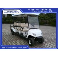 Wholesale Eco Friendly Electric Club Car Utility Vehicle Sponge + Artificial Leather Seats from china suppliers