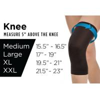 Wholesale Athletics Compression Knee Brace Support For Running Pro Series Compression Knee Sleeve from china suppliers