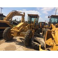 Wholesale Used Grader ,CAT Motor Grader ,Used Caterpillar 12G Grader ,Construction Equipment Used from china suppliers