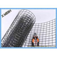 Buy cheap 3mm Black Concrete Reinforcing Mesh for South American Market from wholesalers