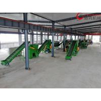 Buy cheap Stainless Steel 304 PP PE Film Recycling Line , Film PET Recycling Plant from wholesalers