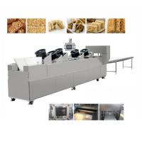 Buy cheap Hot sale sesame peanut candy cereal bar forming cutting machine rice cake making from wholesalers
