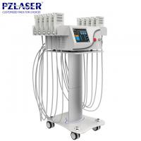 Wholesale Medical Customized Lipo Laser Slimming Machine / Body Slimming Equipment from china suppliers