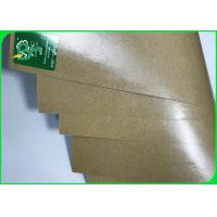 Wholesale 50gsm 70gsm 80gsm + 10g Greaseproof PE Coated Craft Paper For Food Bags from china suppliers