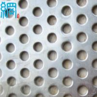 Wholesale Galvanized perforated metal mesh from china suppliers