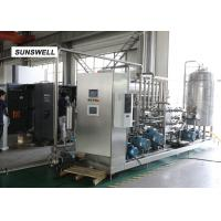 Buy cheap 20,000BPH CO2 drink filling machine with normal temperature for blowing filling capping combibloc from wholesalers