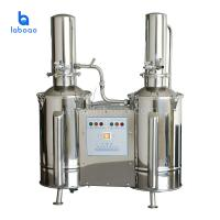 Wholesale Stainless steel electric water distiller with double distilled 5L from china suppliers
