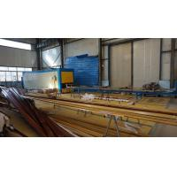 Wholesale Automatic Aluminium Window Machinery , Wood Grain Transfer and Powder Coating Line from china suppliers