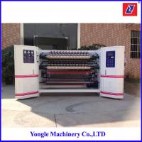 Wholesale Yl-211 High Speed Super Clear Tape Slitting  Machine  from China from china suppliers