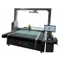 Wholesale Microcomputer Control AC220V Knife Cutting Machine For Sportswear from china suppliers