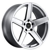 China 1-piece Forged Wheels 19 inch monoblock wheel for tesla on sale