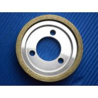 Quality Competitive price carborundum grinding wheel for shape machine round machine corner machine for sale