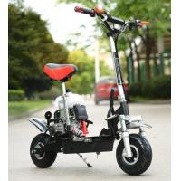 Wholesale 49cc 4 Stroke Mini Motor Scooter High Tensile Steel With 10 Inch Pneumatic Tyre from china suppliers