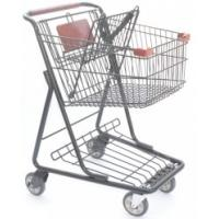 Wholesale Personal Wire Grocery Store Mini Shopping Carts on wheels Shopping Carriage 700 Tailer from china suppliers