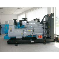 Wholesale Soundproof Stamford Diesel Genset , Diesel Generator Set Low Fuel Consumption from china suppliers