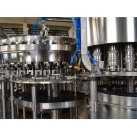 Wholesale 9KW 380V Carbonated Drink Filling Machine 8000BPH Liquid Filling Machines from china suppliers