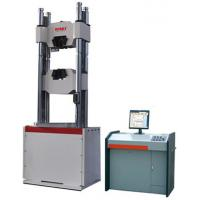 Wholesale Electro Servo Hydraulic Pressure Testing Machine Micro Computer Control from china suppliers