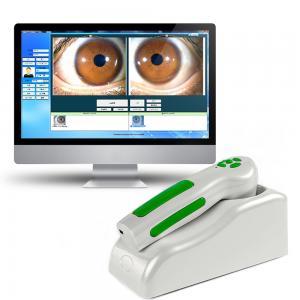 Wholesale Eye Iriscope Iridology Camera Analyzer , Portable Digital USB Iriscope Scanner 12.00 MEGA Pixels from china suppliers
