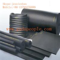 China 2 Meters Long 13mm Thickness EPDM Foam Rubber Insulation Tube on sale