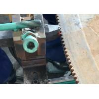 Wholesale Manual control hot saw blade teeth hardness increase electrode hardening machine from china suppliers