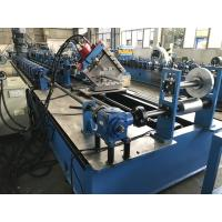 Wholesale High Speed C Purlin Roll Forming Machine 75kw 70mm soild shaft from china suppliers
