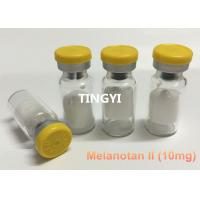 Wholesale Human Growth Muscle Building Peptides Melanotan-2, Mt-2, Melanotan II CAS 121062-08-6 from china suppliers