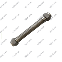 Wholesale Stainless steel braided mesh sleeve flexible metal hose for water steam and hot oil from china suppliers