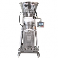 Buy cheap 3 Bags Per Minute 150L Milk Powder Filling Machine Auger Weighing from wholesalers
