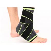 Wholesale Basketball Foot Compression Sleeve Socks , Foot And Ankle Compression Sleeve from china suppliers